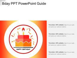 Bday Ppt Powerpoint Guide