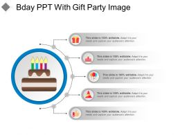 Bday Ppt With Gift Party Image