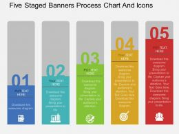 be_five_staged_banners_process_chart_and_icons_flat_powerpoint_design_Slide01