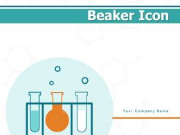 Beaker Icon Chemical Burner Technology Testing Stirrer