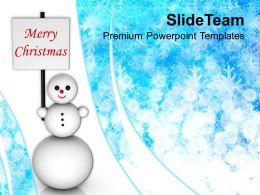 Beautiful Christmas Merry Festival Powerpoint Templates Ppt Backgrounds For Slides