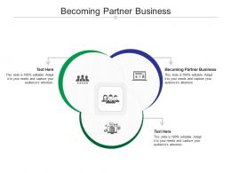 Becoming Partner Business Ppt Powerpoint Presentation Inspiration Pictures Cpb