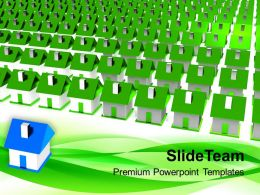 Bedifferent Concept Real Estate Powerpoint Templates Ppt Themes And Graphics 0113