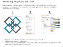 31426123 Style Essentials 2 Compare 2 Piece Powerpoint Presentation Diagram Infographic Slide