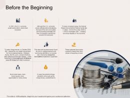 Before The Beginning Or No Income Ppt Powerpoint Presentation Summary Diagrams