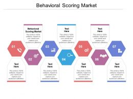 Behavioral Scoring Market Ppt Powerpoint Presentation Icon Portfolio Cpb