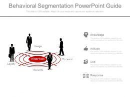 Behavioral Segmentation Powerpoint Guide
