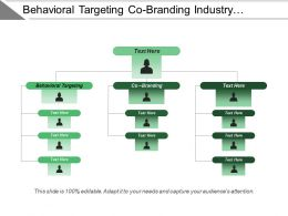 Behavioral Targeting Co Branding Industry Overview Information Data Assessment