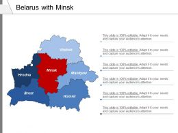 Belarus With Minsk