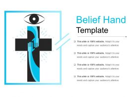 Belief Hand Template