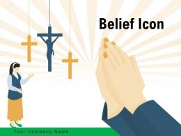Belief Icon Resource Integration Business Partnership Individual