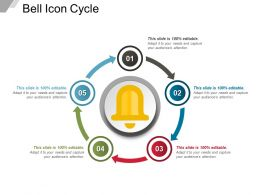 Bell Icon Cycle