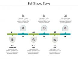 Bell Shaped Curve Ppt Powerpoint Presentation Icon Graphics Cpb
