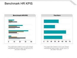 Benchmark Hr Kpis Ppt Powerpoint Presentation Slides Inspiration Cpb