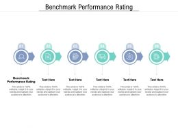 Benchmark Performance Rating Ppt Powerpoint Presentation Inspiration Graphic Images Cpb