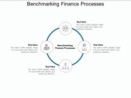 Benchmarking Finance Processes Ppt Powerpoint Presentation Ideas Cpb