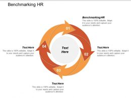 Benchmarking Hr Ppt Powerpoint Presentation File Infographic Template Cpb