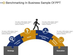 Benchmarking In Business Sample Of Ppt