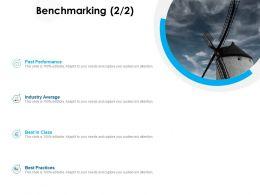 Benchmarking Industry Average Ppt Powerpoint Presentation Outline Skills