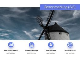 Benchmarking Industry Average Ppt Powerpoint Presentation Styles Influencers