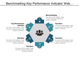 Benchmarking Key Performance Indicator Web Development Target Market Cpb