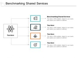 Benchmarking Shared Services Ppt Powerpoint Presentation Slides Rules Cpb