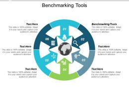 Benchmarking Tools Ppt Powerpoint Presentation Summary Skills Cpb