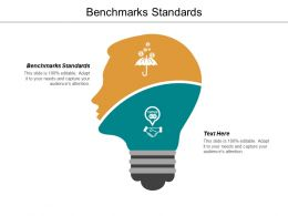 Benchmarks Standards Ppt Powerpoint Presentation Pictures Styles Cpb