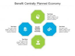 Benefit Centrally Planned Economy Ppt Powerpoint Presentation Pictures Example File Cpb