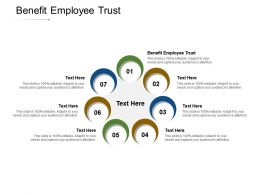 Benefit Employee Trust Ppt Powerpoint Presentation Infographics Slide Portrait Cpb