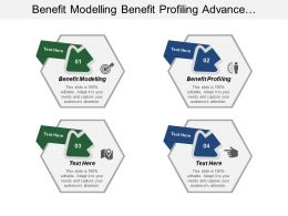 Benefit Modelling Benefit Profiling Advance Program Net Portal