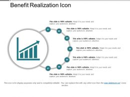 Benefit Realization Icon 12