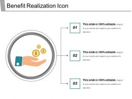 Benefit Realization Icon 3