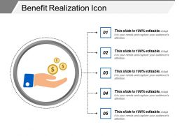 Benefit Realization Icon 5