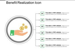 Benefit Realization Icon 6