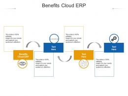 Benefits Cloud ERP Ppt Powerpoint Presentation Inspiration Background Images Cpb