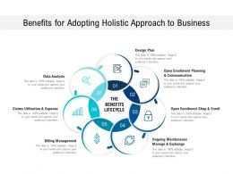 Benefits For Adopting Holistic Approach To Business