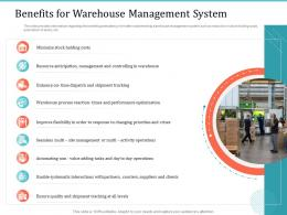 Benefits For Warehouse Management System Implementing Warehouse Management System