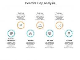 Benefits Gap Analysis Ppt Powerpoint Presentation Portfolio Sample Cpb