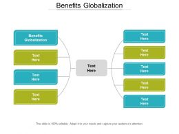 Benefits Globalization Ppt Powerpoint Presentation File Graphics Cpb