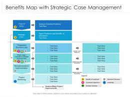 Benefits Map With Strategic Case Management