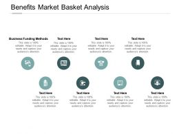 Benefits Market Basket Analysis Ppt Powerpoint Presentation Styles Good Cpb
