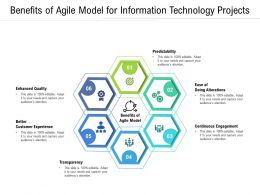 Benefits Of Agile Model For Information Technology Projects