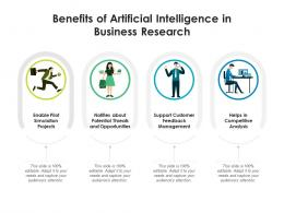 Benefits Of Artificial Intelligence In Business Research