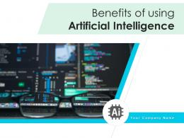 Benefits Of Artificial Intelligence Operations Management Assistance Technology Performance