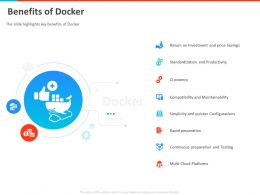 Benefits Of Docker Potency Powerpoint Presentation Portrait