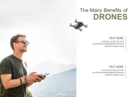 Benefits Of Drones Technology Automation