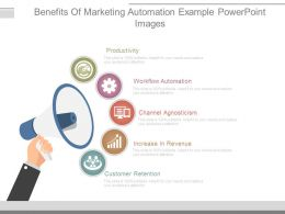 Benefits Of Marketing Automation Example Powerpoint Images