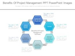 Benefits Of Project Management Ppt Powerpoint Images
