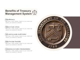 Benefits Of Treasury Management System